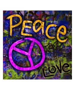 Diane Stimson, GRAFFITI PEACE