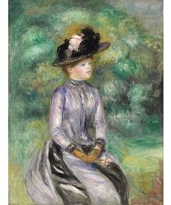 Auguste Renoir, Adrienne. Um 1878