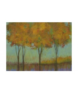 Linda Davey, A FEW BLOND TREES I