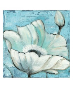 Linda Davey, WHITE AND BLUE I