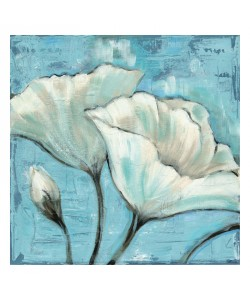 Linda Davey, WHITE AND BLUE II