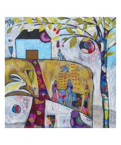 Shannon Crandall, AIRING THE QUILTS