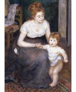 Auguste Renoir, Die ersten Schritte. 1876
