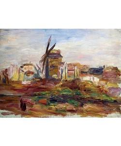 Auguste Renoir, Eine Windmühle.