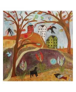 Shannon Crandall, DOGS GARDEN