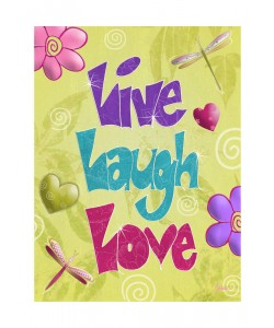 Diane Stimson, LIVE LAUGH LOVE