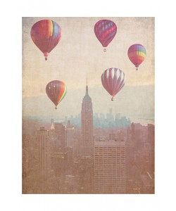 Ashley Davis, VINTAGE HOTAIR BALLOONS