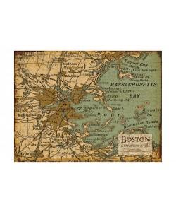 Carole Stevens, ENVIRONS BOSTON III