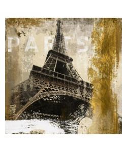 Cynthia Alvarez, PARIS EIFFEL TOWER