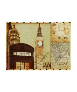 Jody Taylor, POSTCARD LONDON III