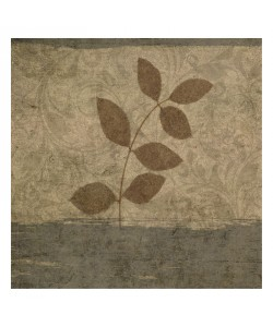 Kristin Emery, FOLIAGE IN BROWN I