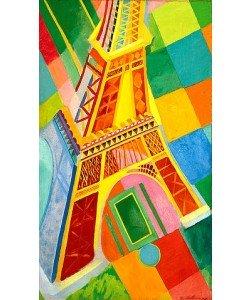 Robert Delaunay, Tour Eiffel. 1926