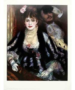 Pierre-Auguste Renoir, The Box (Offset)