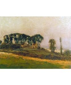 Alfred Sisley, Landschaft.