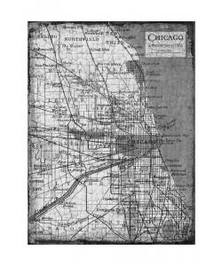 Carole Stevens, ENVIRONS CHICAGO I