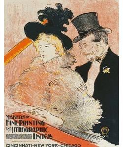 Henri de Toulouse-Lautrec, Im Konzert. 1896