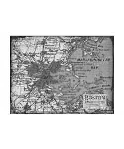 Carole Stevens, ENVIRONS BOSTON I