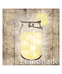Jace Grey, GLASS WITH LEMONADE