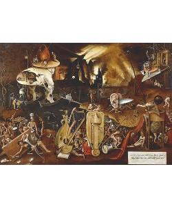 Hieronymus Bosch, Die Hölle.