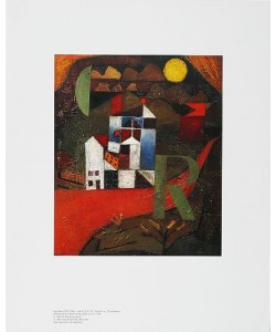 Paul Klee, Villa R (Offset)