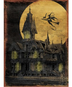 Jace Grey, HAUNTED HOUSE