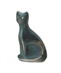 Raimund Schmelter, Katze, 14cm