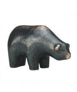 Raimund Schmelter, Bär, 5 x 9cm
