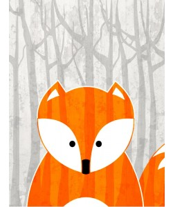 Kimberly Allen, WOODLAND FOX