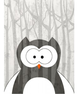 Kimberly Allen, WOODLAND OWL
