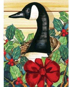 Laurie Korsgaden, CHRISTMAS GOOSE
