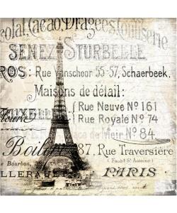 Ophelia & Co, PARIS PAGE