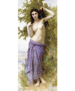 William Adolphe Bouguereau, Römische Schönheit. 1904
