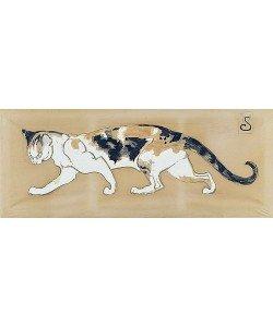 Théophile-Alexandre Steinlen, Die Katze (Le chat).