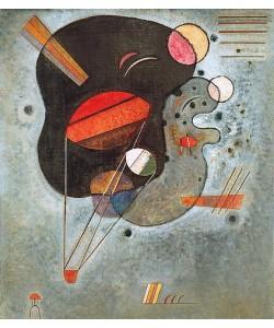 Wassily Kandinsky, Schwebender Druck. 1931