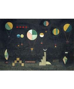 Wassily Kandinsky, Flach-Tief. 1930