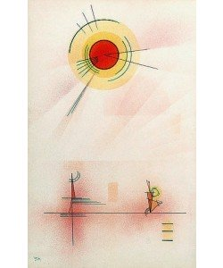 Wassily Kandinsky, Strahlen. 1929