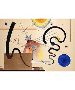Wassily Kandinsky, Zwei Bewegungen. 1924
