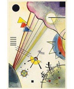 Wassily Kandinsky, Deutliche Verbindung. 1925