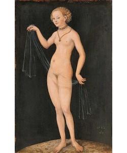 Lucas Cranach d.Ä., Venus. 1532.