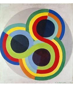 Robert Delaunay, Rhythmus.