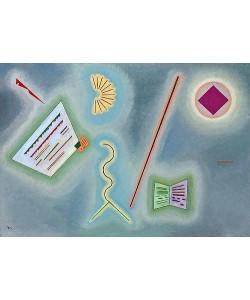 Wassily Kandinsky, Flächen und Linien. 1930