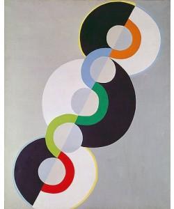 Robert Delaunay, Endloser Rhythmus (Rythme sans fin). 1934