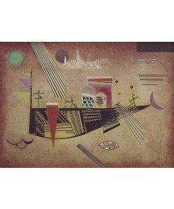 Wassily Kandinsky, Launisch. 1930.
