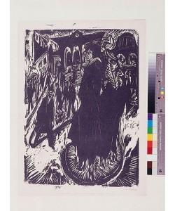 Ernst Ludwig Kirchner, Frauen am Potsdamer Platz.