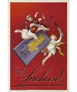 Leonetto Cappiello, Werbung für die Schokolade 'Milka' der Firma Suchard. 1925.