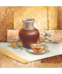Babichev, STILL LIFE WITH TEA