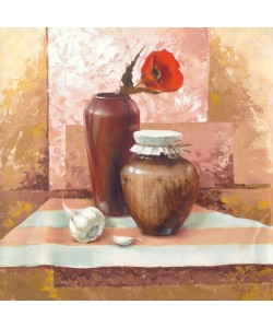 Babichev, STILL LIFE WITH RED POPPIES