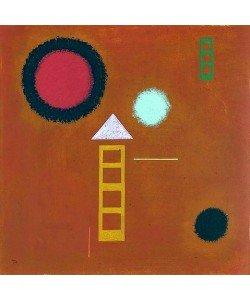 Wassily Kandinsky, Beruhigt. 1930.