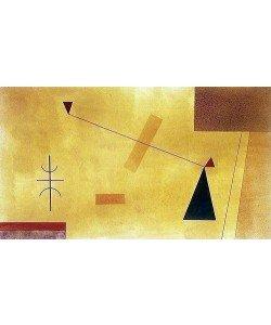 Wassily Kandinsky, Außer Gewicht. 1929.