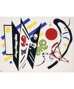 Wassily Kandinsky, Reciproque. 1935.